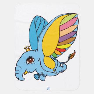illustration of the cute fantasy creature pramblankets