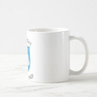 Ilulissat coat of arms coffee mug