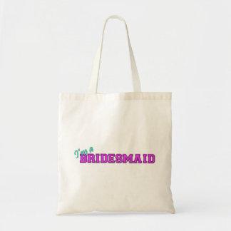 I'm A Bridesmaid Tote Bag