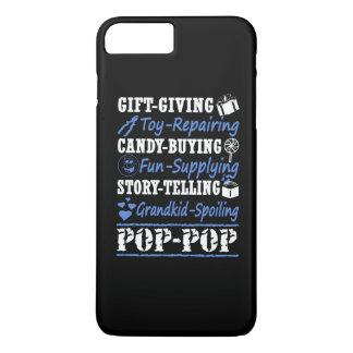 I'M A PROUD POP-POP iPhone 8 PLUS/7 PLUS CASE