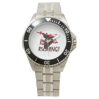 I'm a Red Bull Rushing (Men's) Wrist Watch