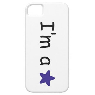 I'm a Star gifts customisable iPhone 5 Cover
