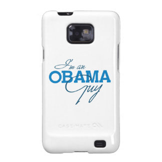 I'm an Obama Guy Samsung Galaxy S2 Covers