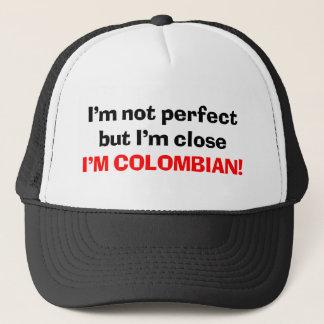 I'M COLOMBIAN TRUCKER HAT