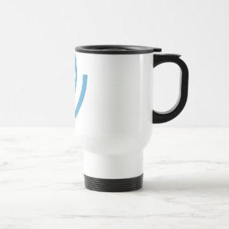 I'm cool! stainless steel travel mug
