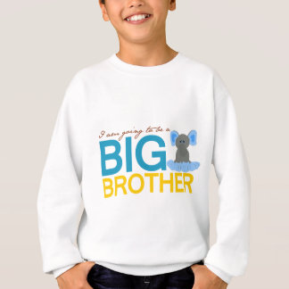 I'm Going to be a Big Brother Elephant Sweatshirt