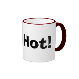 I'm Hot! Ringer Mug