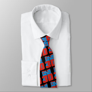 I'm in 3D (No Glasses Required) Tie