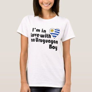 I'm In love with an uruguayan Boy T-Shirt