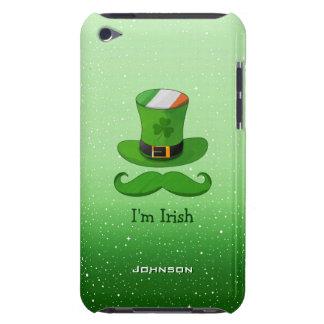 I'm Irish Shamrock Leprechaun Hat of Ireland Flag Barely There iPod Case