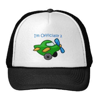 I'm Officially 2, Jet Plane Cap