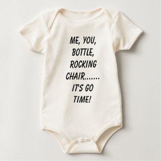 Im Sleepy Baby Bodysuit