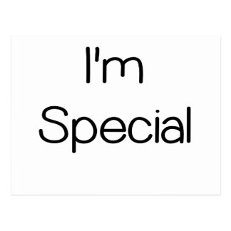 I'm Special.png Postcard