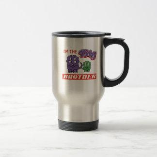 I'm the Big Brother designs Travel Mug