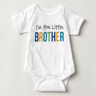 I'm the Little Brother | Custom Tee Shirt Design