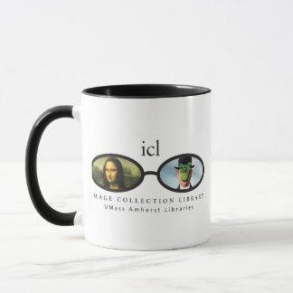 Image Collection Library Mug