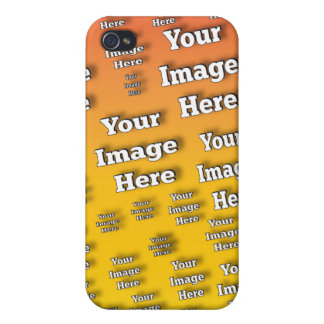 Image Graphic Photo Customizable Template iPhone 4 Cover