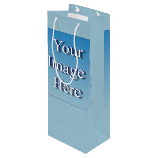 Image Template Wine Gift Bag