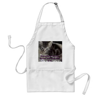 images, Everything Taste's Better with Cat Hair... Aprons