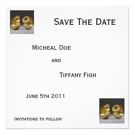 imagesCAVBIIJT, imagesCAVBIIJT, Save The Date, ... Personalized Invitation