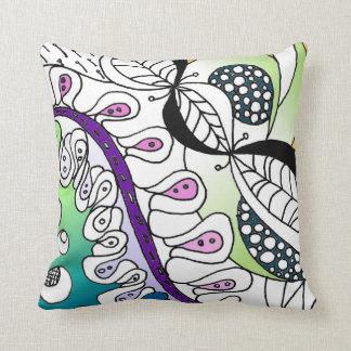 imaginary garden American MoJo Pillows