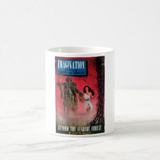 Imagination - 1951-4_Pulp Art Coffee Mug