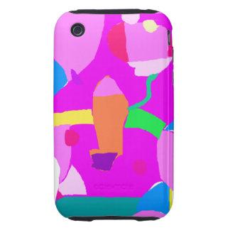 Imagination Tough iPhone 3 Case