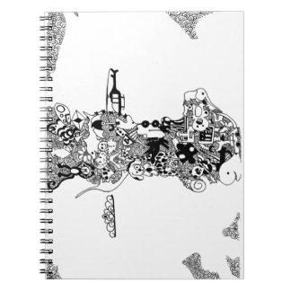 Imagination Note Book