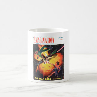 Imagination v04 n05 (1953-06.Greenleaf)_Pulp Art Basic White Mug