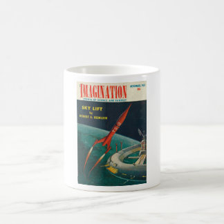 Imagination _ Vol. 04 Nr. 10_Pulp Art Basic White Mug