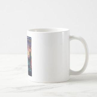 Imaginative Tales - 1956.01_Pulp Art Basic White Mug
