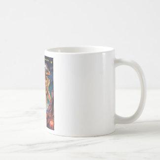 Imaginative Tales - 1956.7_Pulp Art Coffee Mug