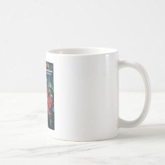 Imaginative Tales - 1957.11_Pulp Art Basic White Mug