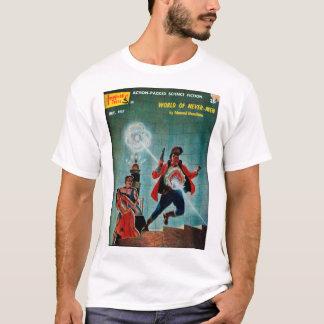 Imaginative Tales - 1957.7_Pulp Art T-Shirt