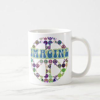 Imagine Peace Mug