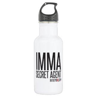 Imma Secret Agent 532 Ml Water Bottle