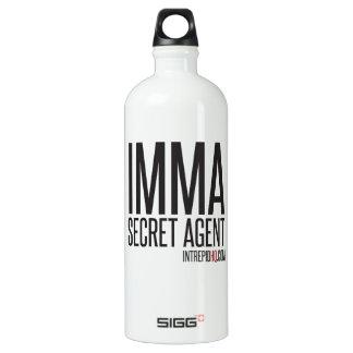 Imma Secret Agent SIGG Traveller 1.0L Water Bottle