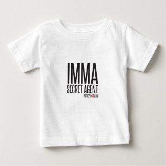 Imma Secret Agent Tee Shirt