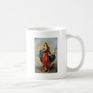 Immaculate Conception - Peter Paul Rubens Coffee Mug