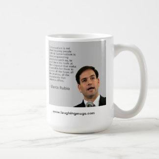 Immigration Mug marco Rubio themed