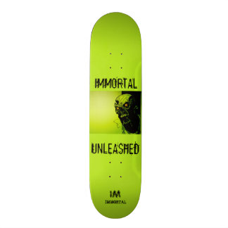 Immortal-Unleshed Skate Deck