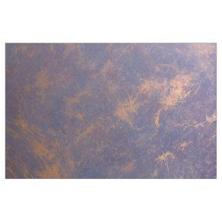 Impatient Craft | Gold Splatter Purple Abstract Fabric