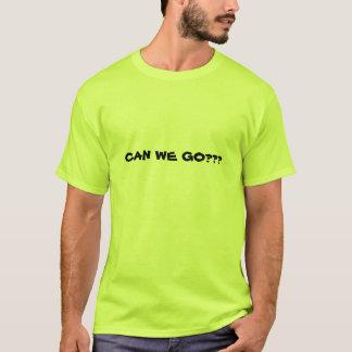 Impatient spouses T-Shirt