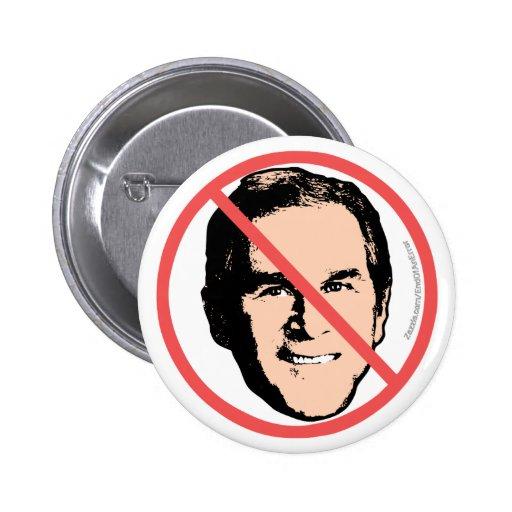 Impeach Bush Pins