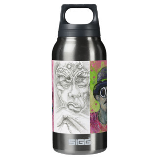 Imperfecly, perfect insulated water bottle