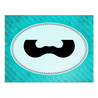 Imperial Mustache Postcard