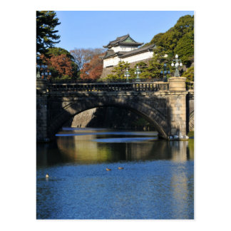 Imperial palace in Tokyo, Japan Postcard