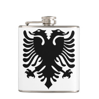Imperial Whiskey Flask