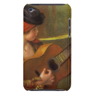 Impressionism Art, Young Spanish Woman by Renoir iPod Touch Covers