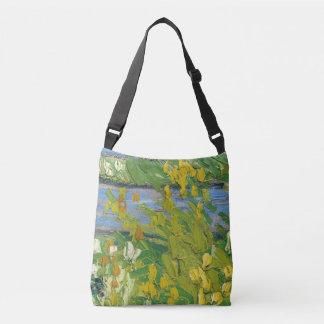 Impressionist Cross Body Bag